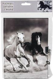 Paso PASO Pachnący Pamiętnik z kłódką Konie 17-3650K uniwersalny