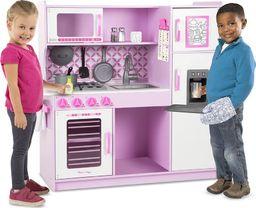 Melissa & Doug Melissa Drewniana Różowa Kuchnia dla Dzieci Oversize Gigant uniwersalny