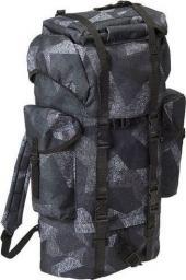 Brandit Plecak Turystyczny Bw 65L Night Camo Digital uniwersalny