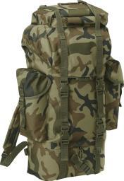Brandit Plecak Turystyczny Bw 65L Woodland uniwersalny