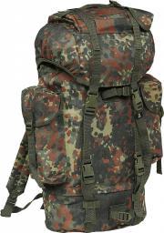 Brandit Plecak Turystyczny Bw 65L Flecktarn uniwersalny