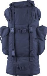 Brandit Plecak Turystyczny Bw 65L Navy uniwersalny