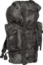 Brandit Plecak Turystyczny Bw 65L Dark Camo uniwersalny