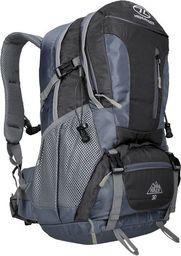 Highlander Plecak Turystyczny Hiker 30L Czarny uniwersalny