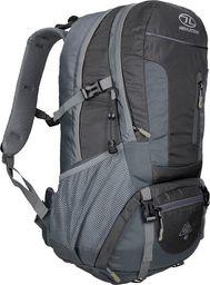 Highlander Plecak Turystyczny Hiker 40L Czarny uniwersalny