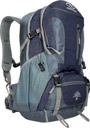 Highlander Plecak Turystyczny Hiker 30L Navy uniwersalny