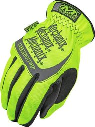 Mechanix Wear Mechanix Wear Rękawice Hi-Viz FastFit Żółte S