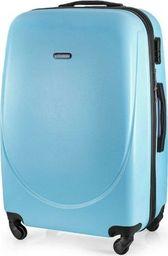 Solier Walizka kabinowa 55x35x22cm ABS STL856 błękitny uniwersalny