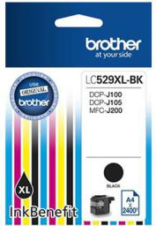 Brother tusz LC529XLBK (black)