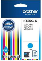 Brother tusz LC525XLC (cyan)
