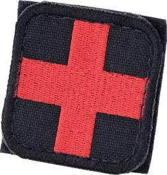 CONDOR Condor Naszywka Krzyż Medyczny Czarna uniwersalny