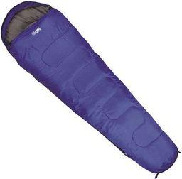 Highlander Śpiwór Mummy 300 niebieski