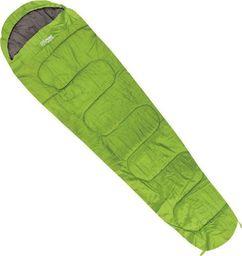 Highlander Śpiwór Mummy 250 zielony