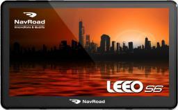 Nawigacja GPS NavRoad LEEO S6 (LEEO S6 BEZ MAPY)