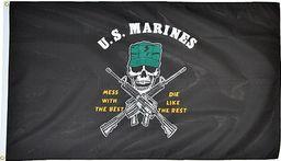 Mil-Tec Mil-Tec Flaga US Marines uniwersalny