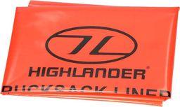 Highlander Highlander Pokrowiec Wkład do Plecaka Wodoodporny Pomarańczowy uniwersalny