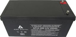 AZO Digital Akumulator VRLA AGM bezobsługowy AP12-200 12V 200Ah