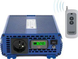 Przetwornica AZO Digital Sinus Pro 24V do 230V 1200W