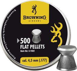 Browning Śrut diabolo Browning Ribbed gładki 4,5/500 uniwersalny