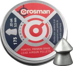 Crosman Śrut diabolo Crosman Pointed 5,5/175 uniwersalny