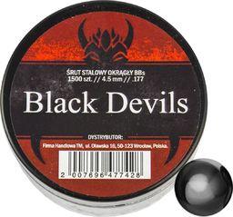 Devils Śrut BBs Devils Black 4,46/1500 uniwersalny