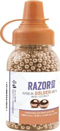 RazorGun Śrut BBs RazorGun Golden 4,46 mm 1500 szt. uniwersalny