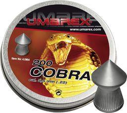 Umarex Śrut diabolo Umarex Cobra Pointed Ribbed 5,5/200 uniwersalny