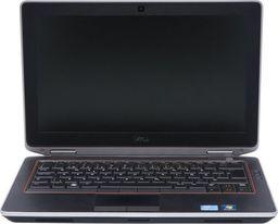 Laptop Dell Dell Latitude E6320 i5-2520M 8GB 240GB SSD 1366x768 Klasa A Windows 10 Home uniwersalny