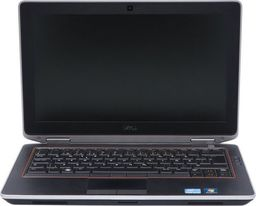 Laptop Dell Dell Latitude E6320 i5-2520M 4GB 120GB SSD 1366x768 Klasa A Windows 10 Home + Torba HP + Mysz uniwersalny