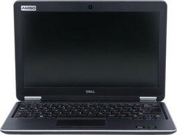 Laptop Dell Dell Latitude E7240 Intel i5-4300U 8GB 120GB SSD 1366x768 Klasa A Windows 10 Professional + Torba HP + Mysz uniwersalny