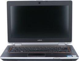 Laptop Dell Dell Latitude E6420 i5-2430M 8GB 120GB SSD 1600x900 Klasa A- uniwersalny