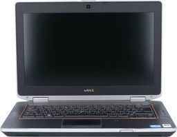 Laptop Dell Dell Latitude E6420 i5-2430M 8GB 120GB SSD 1600x900 Klasa A- Windows 10 Home + Torba HP + Mysz uniwersalny