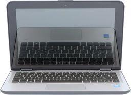 Laptop HP Dotykowy Hp x360 310 G2 N3700 4GB 128GB SSD Mocna bateria Klasa A Windows 10 Home uniwersalny