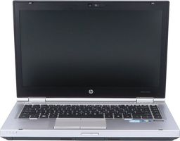 Laptop HP HP EliteBook 8460p i5-2520M 8GB 120GB SSD 1366x768 Klasa A- + Torba HP + Mysz uniwersalny