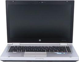 Laptop HP HP EliteBook 8460p i5-2520M 8GB 120GB SSD 1366x768 Klasa A- Windows 10 Home + Torba HP + Mysz uniwersalny