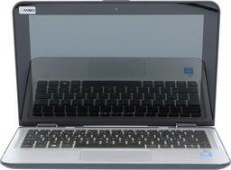Laptop HP Dotykowy Hp x360 310 G2 N3700 4GB 128GB SSD Mocna bateria Klasa A- + Dysk zewnętrzny 1TB + Mysz uniwersalny
