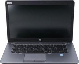 Laptop HP HP EliteBook 850 G2 i5-5200U 8GB 240GB SSD 1920x1080 Klasa A Windows 10 Home uniwersalny