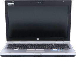 Laptop HP HP EliteBook 2560p i7-2620M 4GB 120GB SSD 1366x768 Klasa A- + Torba HP + Mysz uniwersalny