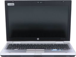 Laptop HP HP EliteBook 2560p i7-2620M 4GB 120GB SSD 1366x768 Klasa A- Windows 10 Home + Torba HP + Mysz uniwersalny