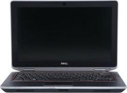 Laptop Dell Dell Latitude E6320 i7-2620M 8GB 120GB SSD 1366x768 Klasa A- Windows 10 Home uniwersalny