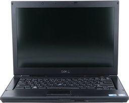 Laptop Dell Dell Latitude E6410 i5-520M 4GB 120GB SSD 1440x900 Klasa A uniwersalny