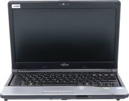 Laptop Fujitsu Fujitsu LifeBook S762 i5-3320M 4GB 120GB SSD 1366x768 Klasa A- Windows 10 Home uniwersalny