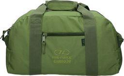 Highlander Highlander Torba Podróżna Cargo 30L Olive uniwersalny