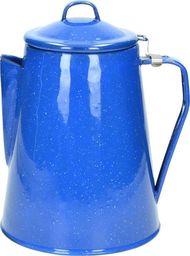 Mil-Tec Mil-Tec Zaparzacz Dzbanek do Kawy Herbaty Niebieski uniwersalny