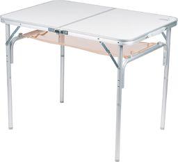 Bo Camp Stół składany turystyczny z siatką DUŻY 90 x 60cm uniwersalny