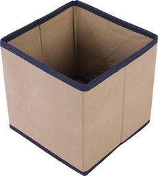Miss Space Organizer do szafy i szuflady beżowy 15 x 15 x 15 uniwersalny