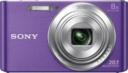 Aparat cyfrowy Sony W830 (DSC-W830 FIOLET)