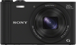 Aparat cyfrowy Sony WX350 (DSC-WX350B)