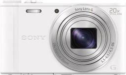 Aparat cyfrowy Sony WX350 (DSC-WX350W)