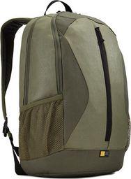 """Plecak Case Logic CASE LOGIC Ibira Plecak na laptop 15,6"""" oliwkowy uniwersalny"""